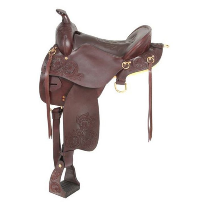 King Series Endurance Saddle Dark Oil - KS7721-32-175