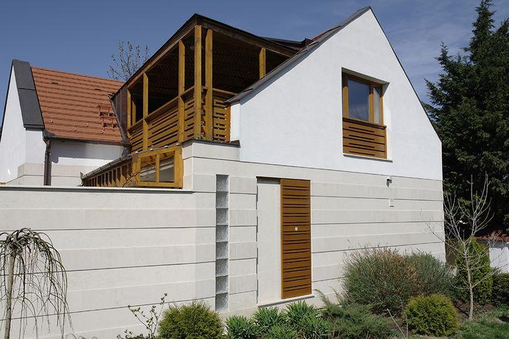 Vraca limestone in village house