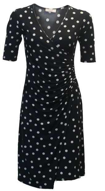 Identity Fifilles Nathalia Nathalie Spot Dress $189.90