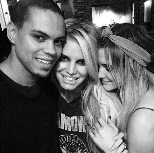 "Jessica Simpson Joins Instagram, Shares ""Family Moment"" With Ashlee Simpson and Fiance Evan Ross"