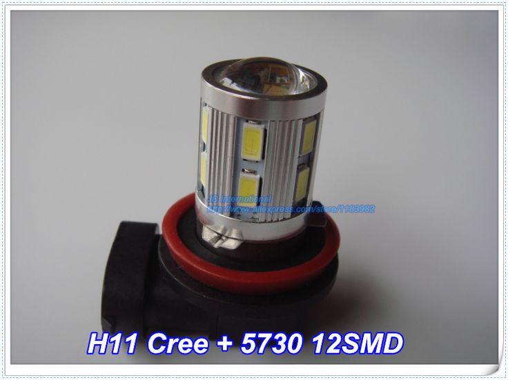 $14.56 (Buy here: https://alitems.com/g/1e8d114494ebda23ff8b16525dc3e8/?i=5&ulp=https%3A%2F%2Fwww.aliexpress.com%2Fitem%2F2pcs-new-styling-fog-lights-universal-15W-H11-fog-Light-15w-car-headlight-bulbs-car-light%2F1841768777.html ) For 2012 2013 2014 2015 KIA Rio Sedan Hid kit White H11/ H8 LED Fog Light Bulb - 2PCS  Led 12V ,  R3 Cree+ 12 chip for just $14.56