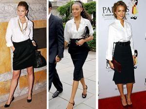 Какой длины должна быть юбка деловой женщины
