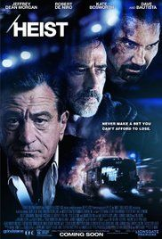 Heist (2015) A father is without the means to pay for his daughter's medical treatment. As a last resort, he partners with a greedy co-worker to rob a casino. When things go awry they're forced to hijack a city bus.