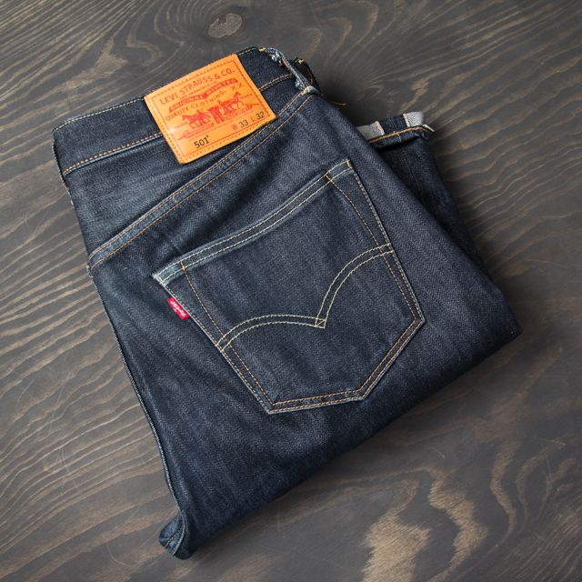 Levi 501 STF 3 of 12 Levis 501 Shrink To Fit: The Most Authentic Jean