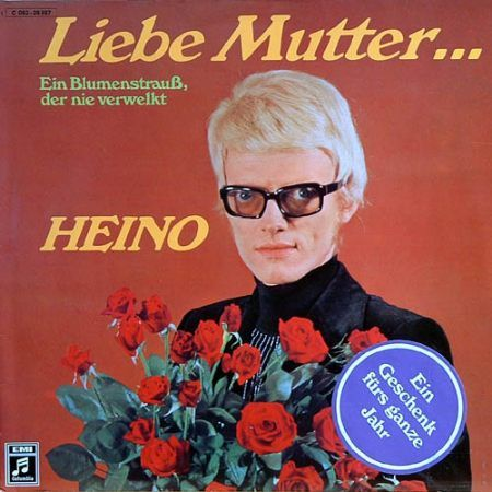 Heino was scheduled to appear on Sprockets with Dieter, but alas there was an incident with the monkey and his segment was cut. Heino is thought to be working as a cat groomer in Munich.