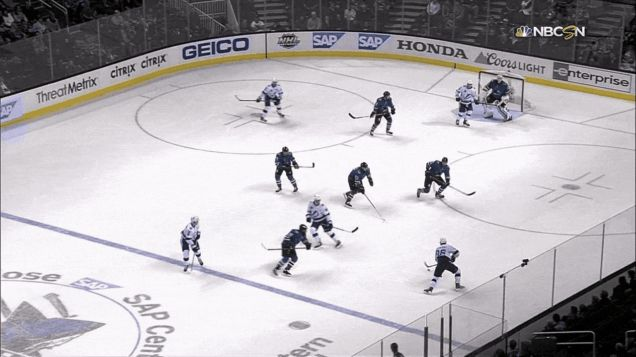 #Fashion_News      You know how in the old NHL games, you could just lazilytap the X button and see the puck move in a flawless straight line right onto your teammate's stick? Well, the Tampa Bay Lightning just recreated that unlikely gameplay with some tic-tac-toe passing that padded their lead ag... Via #Learnfromnazrul