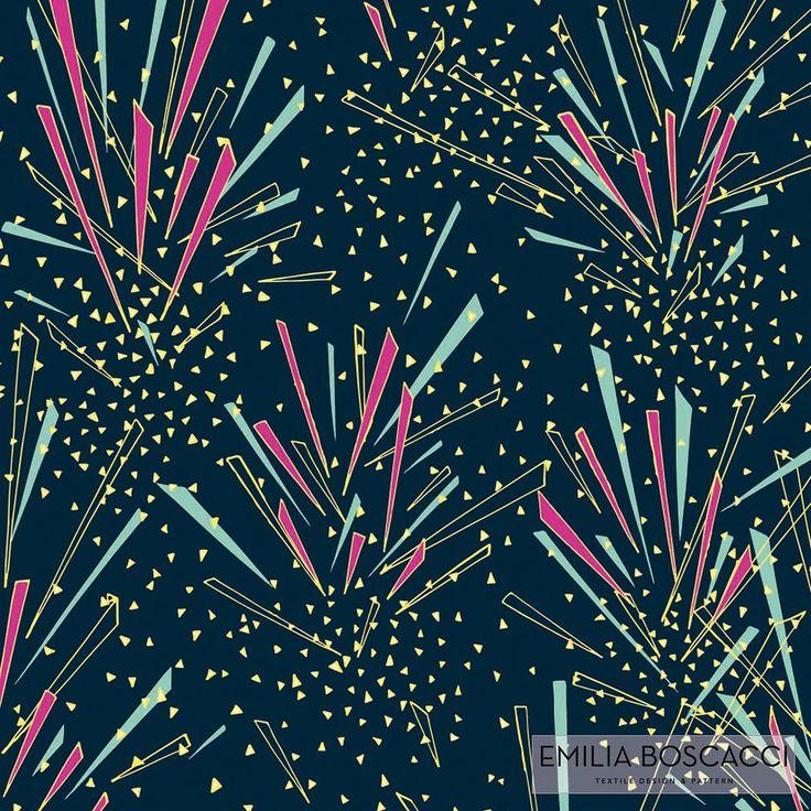 textile design, pattern, diseño de estampados, explosion, color!