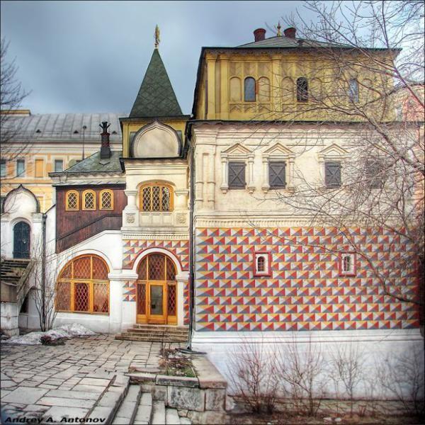 Палаты бояр Романовых: 4 тыс изображений найдено в Яндекс.Картинках