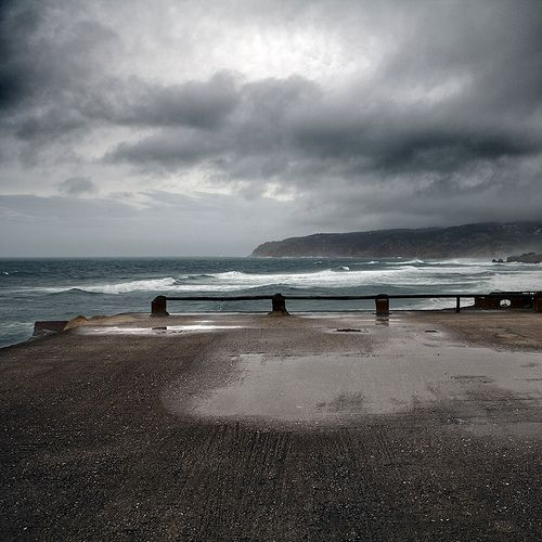 Isolation (by Julio López Saguar)Scenic Photography, Seaside Ideas, The Sea