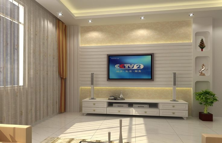 Interior wall designs for living room