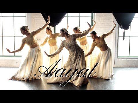 Aayat Dance | Bajirao Mastani | Indian Classical (Kathak) Contemporary Fusion Choreography - YouTube