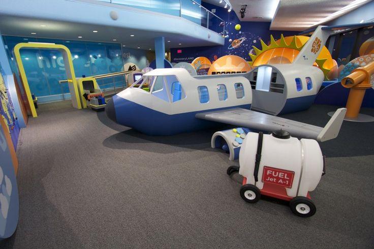 DiscoveryLand - Telus World of Science Edmonton