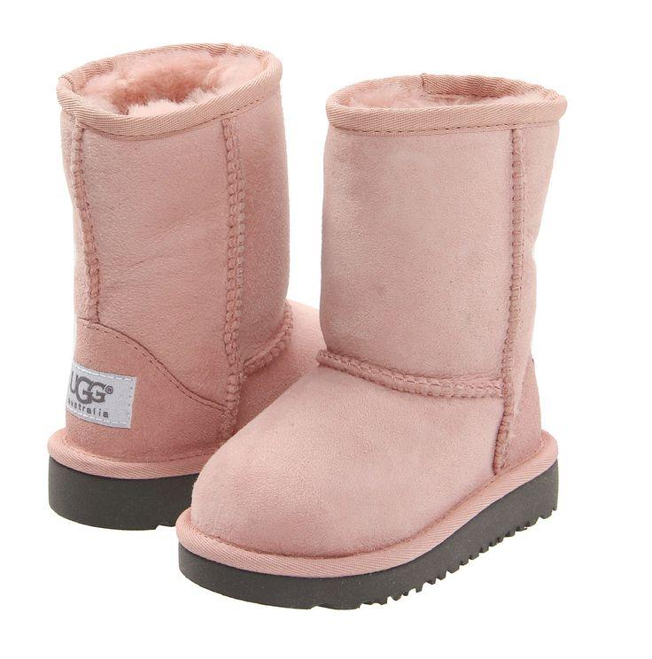 pink kids ugg boots