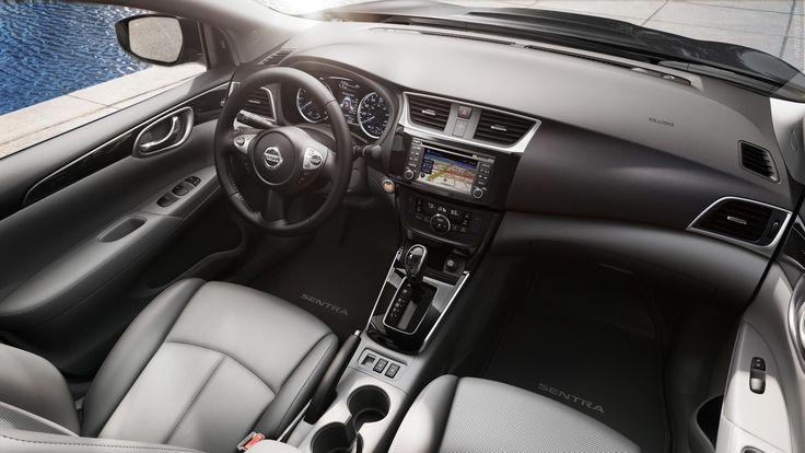 2016 Nissan Sentra  #Nissan_Sentra #Segment_C #Japanese_brands #Los_Angeles_Auto_Show_2015 #2016MY #Nissan