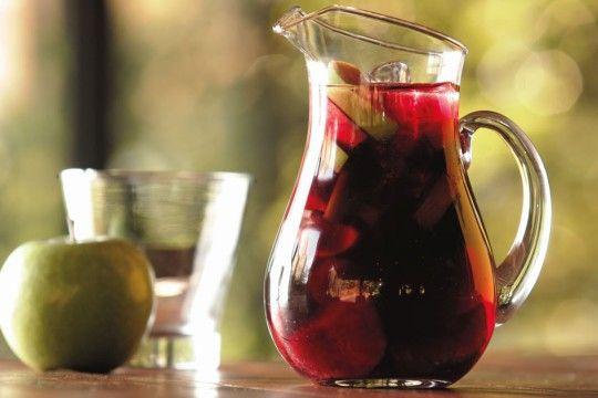 Sangria de meio litro: receita típica espanhola