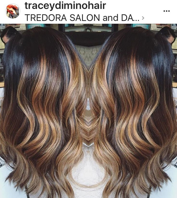176 best hair color ideas hair tends and makeovers images on caramel balayage highlights ombre painted hair tiger eye hair color pmusecretfo Choice Image