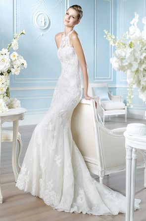 Haian by San patrick - wedding gown