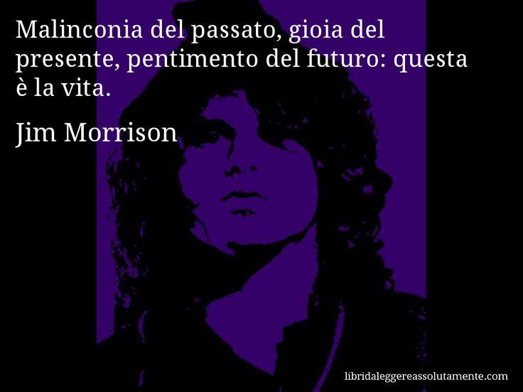 Cartolina con aforisma di Jim Morrison (27)