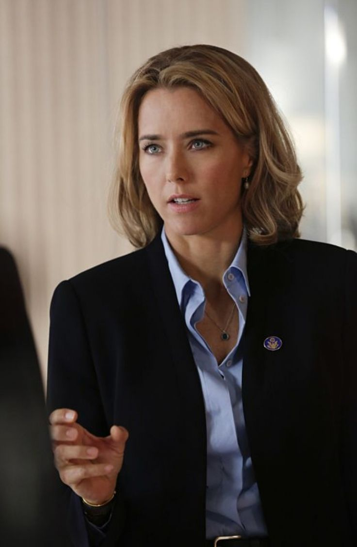 Madam Secretary season 1 - Elizabeth McCord (Téa Leoni)
