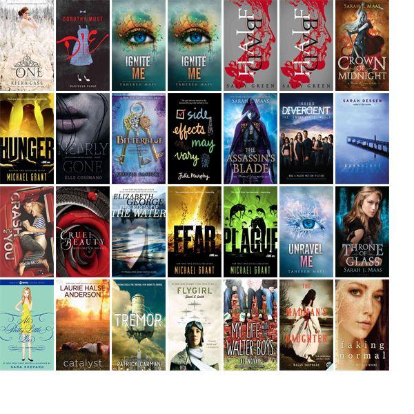 best teen books from 2008 jpg 1500x1000