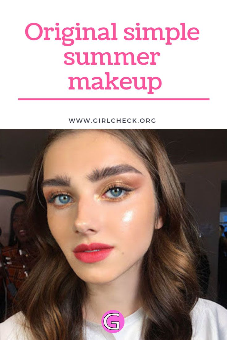 Simple Summer Makeup That You Must