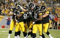 Latest Cuts, Depth Charts for Steelers