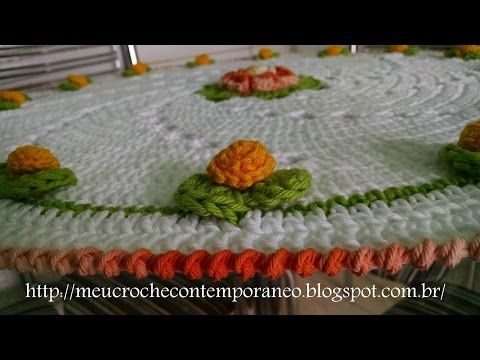 Toalha de Mesa Juh Medina, parte 2 - YouTube