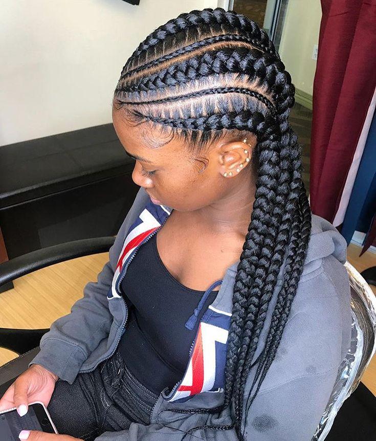 tresses collées avec rajouts cheveux afro crépus naturels