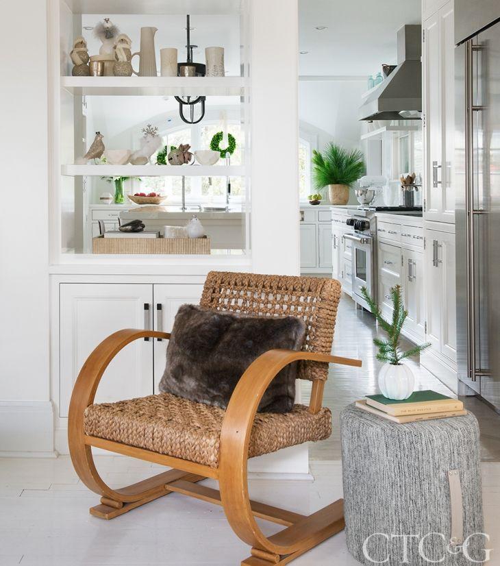Designer Melissa Lindsay Harmoniously Blends Styles in