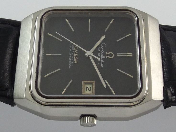 1975's OMEGA CONSTELLATION AUTOMATIC SWISS MEN'S WATCH CAL#1020