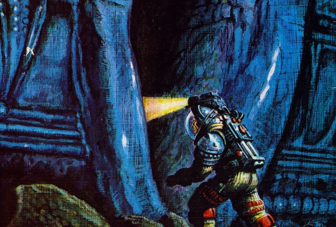 Alan Dean Foster to pen Alien: Covenant novelization! Picture is cover art for an Alien novelization by Mr Foster. Alan Dean Foster to Pen Alien: Covenant Novelization!