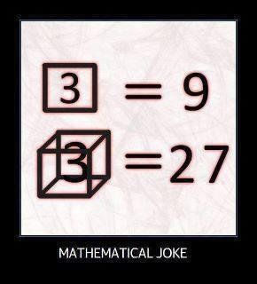mathematical joke ;D