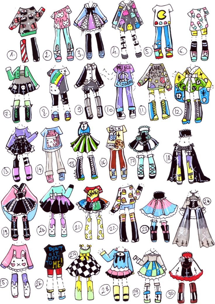 SOLD-HarajukuMix by Guppie-Adopts