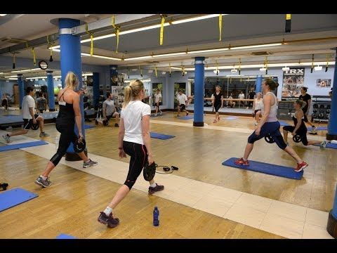 Saur in the Gym