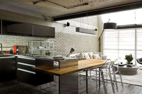 Nice industrial appartment