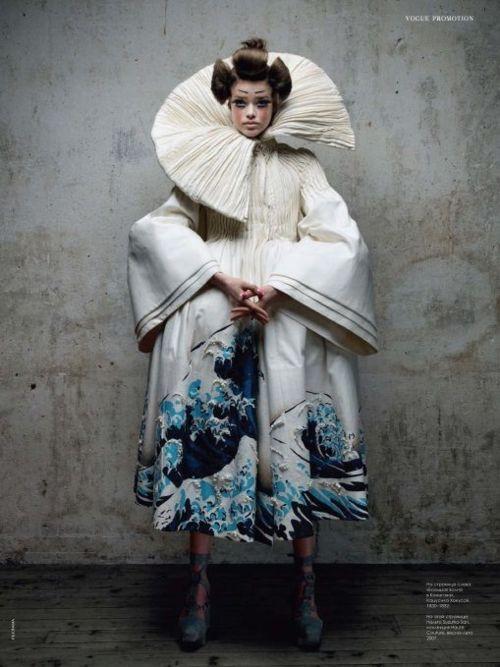 Asian inspired fashion