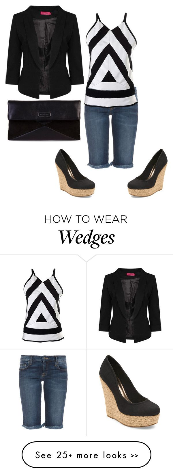 """Untitled #77"" by citygirlmanhattan on Polyvore"