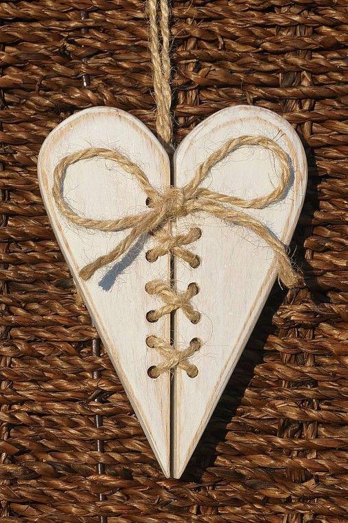 sequoia / Srdce z dreva dvojdielne