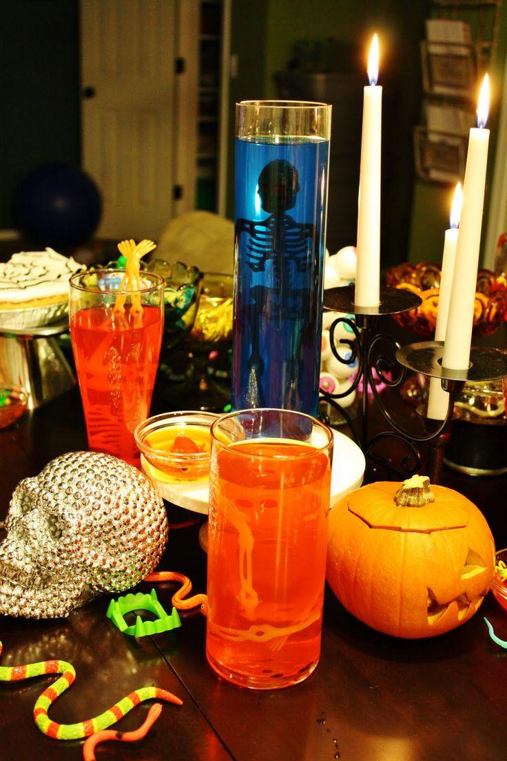 halloween food ideas for cheap easy decoration ideas fun for kids - Cheap Halloween Party Decoration Ideas
