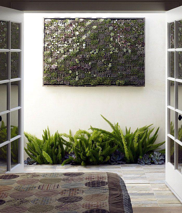 Vertical Succulent Garden Modular System