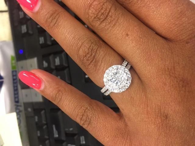Neil Lane Engagement Ring 1 1 2 Carat I Do Now I Don T Weddingringsforbridebeau Neil Lane Engagement Rings Rose Gold Engagement Ring Unique Engagement Rings