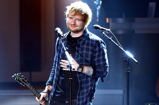Ed Sheeran Stops Show to Help Fan Propose & Nearly Cries - MUZU