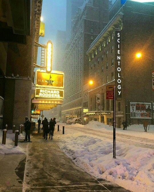 Blizzard New York