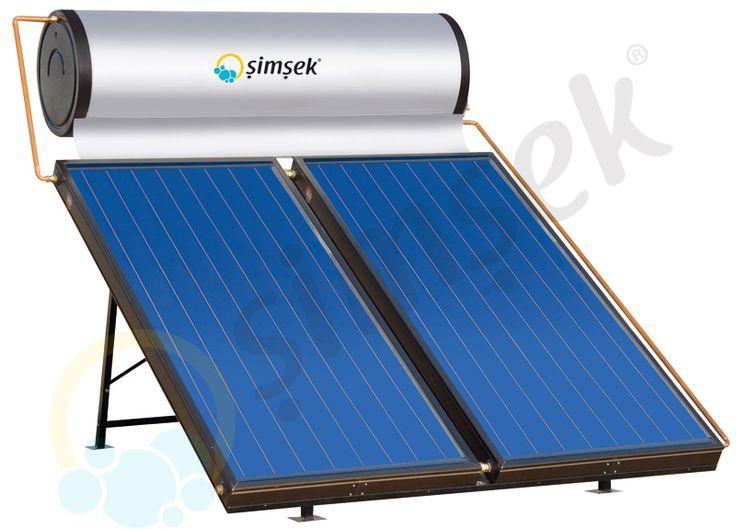 chauffe eau solaire simsek simsek solar energy pinterest. Black Bedroom Furniture Sets. Home Design Ideas