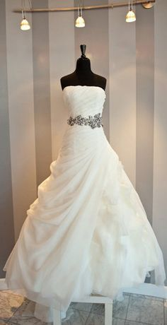 white elegant strapless long ball gown wedding dresses beautiful designer floor length plus size formal bridal