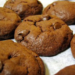 Chewy Chocolate Cookies I Allrecipes.com