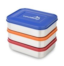 Lunchbots...a safe way to pack your lunch without exposing your food to health-harming toxins. Check it out!