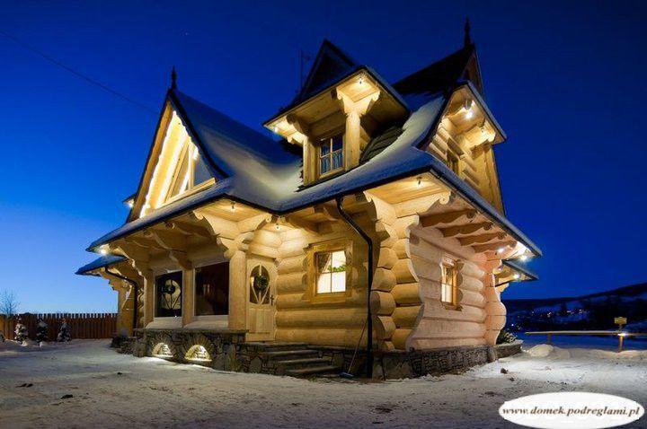 20 marzec 2011 - zima w domku góralskim, Zakopane