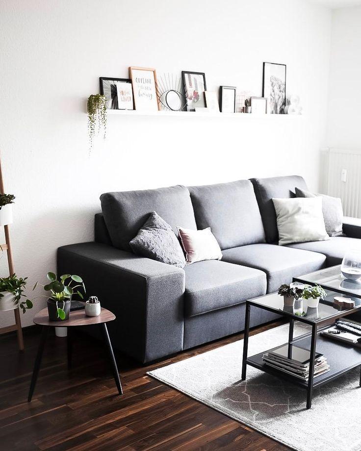 Wohnzimmer Schwarze Couch: Wohnzimmer Bilder: Lass Dich ...