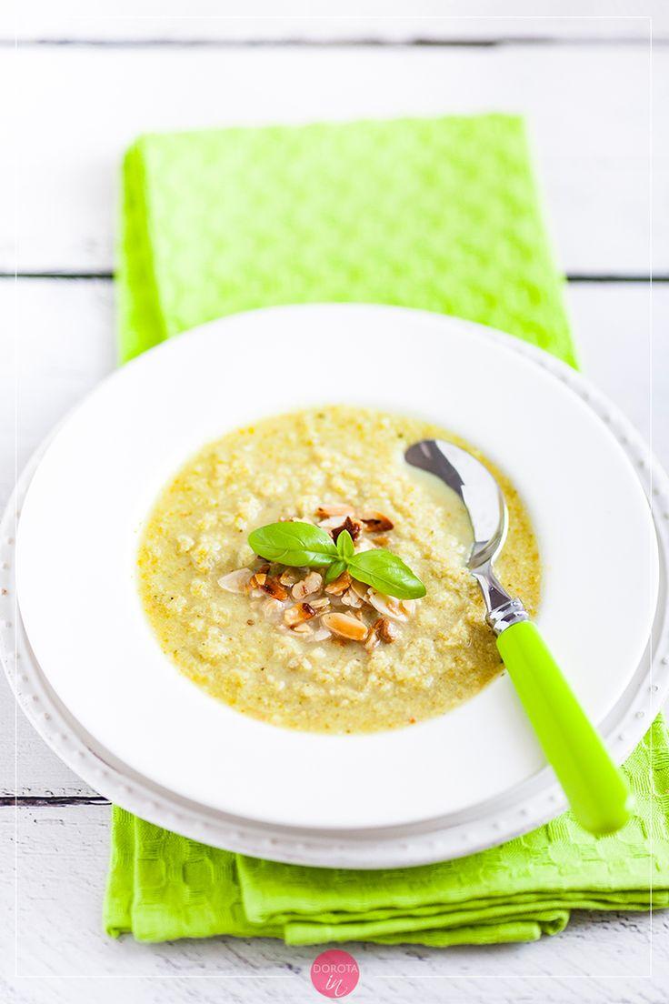 Zupa z brokułów czyli krem z brokułów krok po kroku, również w wersji bezglutenowej i wegańskiej.  http://dorota.in/krem-z-brokulow/  #food #kuchnia #przepis #zupa #brokuły #broccoli #soup #vegan #vege #lactosefree #bezlaktozy #fit